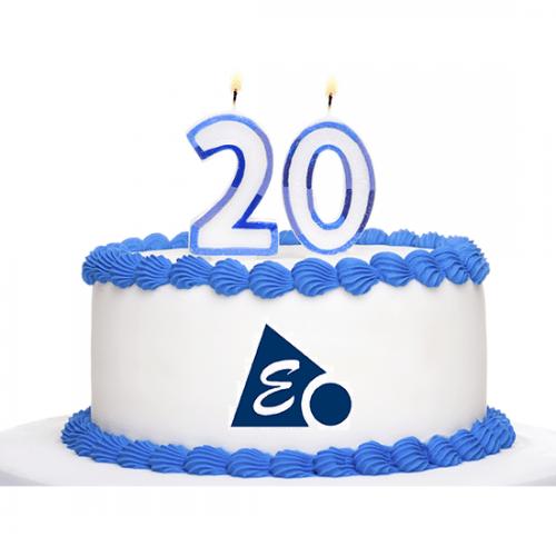 ¡Cumplimos 20 años!