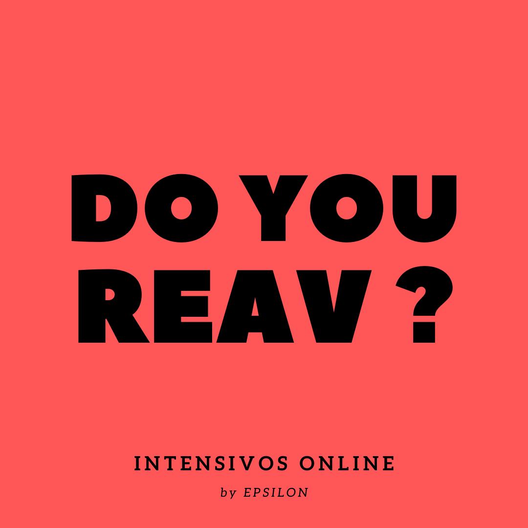 REAVS DE JULIO: INTENSIVOS ONLINE